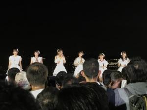 夜 ステージ