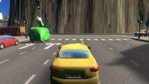 視点モード 車