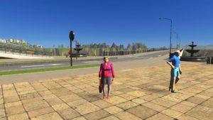 住民視点モードの変更