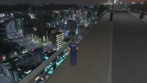 住民視点モード